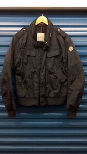 mint cond authentic mens Moncler bomber jacket $295 obo