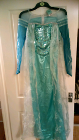 Brand new elsa outfit
