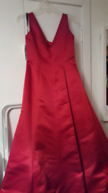 Ball gown special occasion dress bnwt