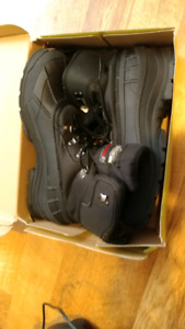 MENS WINTER FALL BOOTS SIZE 12 LIKE NEW