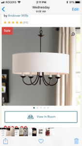 Chandelier for sale