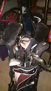 Top Flite driver and irons