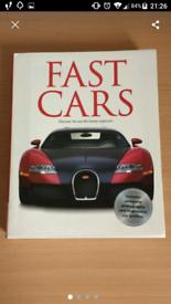 Fast cars book