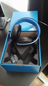 Headset Gold wireless Ps4/PC
