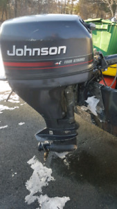 Looking for a 15 hp evinrude/Johnson 4 stroke power head