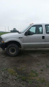 Pickup truck Ford 250