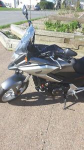 2017 Honda Motorcycle NC 750X