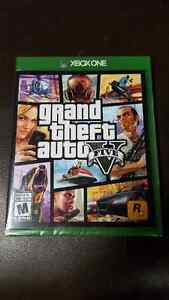 Grand Theft Auto V Disc - Sealed