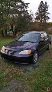 2001 Honda Civic $1500 OBO