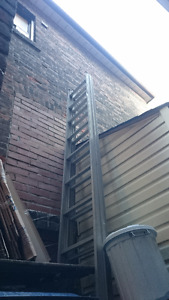 25' Extension Ladder