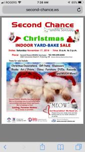 Yard Sale - November 17