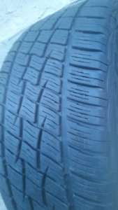 """20"""" tires 90% tread P275/55R20 COOPER DISCOVERER Ford F150 Chev"""