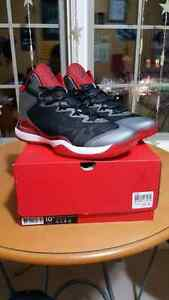 DS Air Jordan superfly 3 slam dunk size 10.5   tags nike shoes