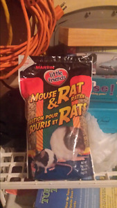 Free bag of Rat/ Mouse food