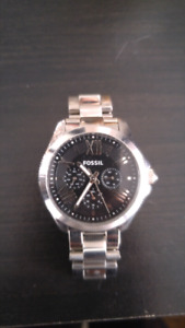 Fossil Cecile Watch - silver