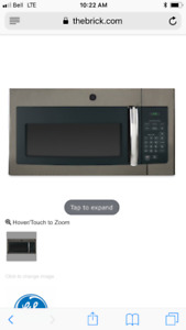 Range microwave as seen in picture , 4 months old 300 obo
