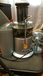 Breville Juicer - Juice Fountain Plus - pick up South East