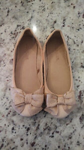 Zara Girls Shoes -  Size 34 (1) Kitchener / Waterloo Kitchener Area image 1