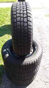 Snow Tires - Avalanche Extreme P195/60R15 x 4