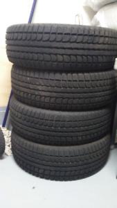 4 pneus d'hiver Matrek 245/60R18