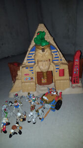 Fisher Price Egyptian Pyramid