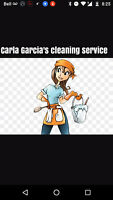 Carla Garcia's cleaning service