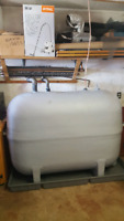 Oil tanks , Heat pumps and more.
