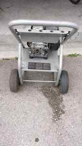 Honda pressure washer motor and cart only. London Ontario image 3