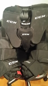 Goalie Chest Protector Senior Small