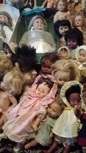 One of the most Largest Doll Collection Ever - Estate Sale London Ontario image 3