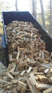 Great Bargain firewood hardwood Dry split $215 401-7346