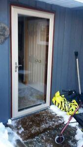STORM DOOR. Kitchener / Waterloo Kitchener Area image 1
