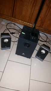 Speakers and bass system