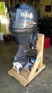 HD OUTBOARD MOTOR STAND