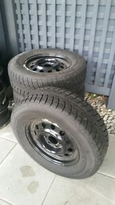 4 as new winter tires
