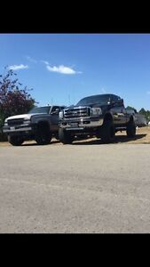 2006 Ford F-250 Lifted Bulletproofed Engine