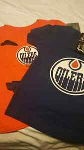 Brand new with tags toddlers oilers tshirt