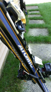 Skis Atomic M2Tron with Neox bindings 164 cm