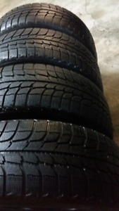 WINTER TIRES  215 /60/r16
