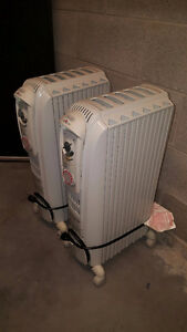 DeLonghi Electric Oil Filled Radiator Model TRD0715T with Timer West Island Greater Montréal image 2