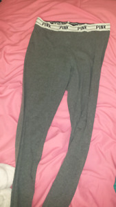 Pink  Victorias secret leggings