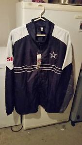 Dallas Cowboys Jacket,and New Era Cap