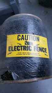 Protek Braided Electric Fence - 2 Rolls (1320ft each) BRAND NEW