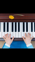Steels warden piano theory class all ages all level