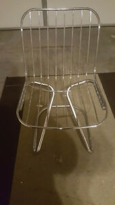 SIDE CHAIR STAINLESS STEEL - PREMIUM VERSION $ 75 each