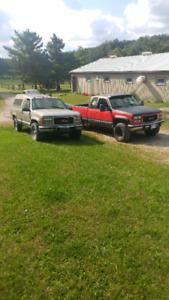 1998 gmc 2500 diesel