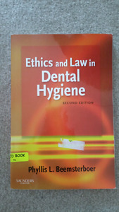 Ethics and Law in Dental Hygiene $5