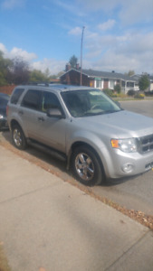 Ford escape 2009xlt 4x4