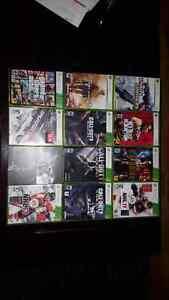 Various Xbox 360 games St. John's Newfoundland image 1