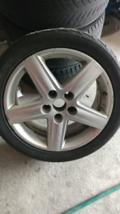 """5 Mags 17"""" 5x112 audi"""